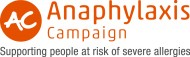 Anaphylaxis Campaign logo